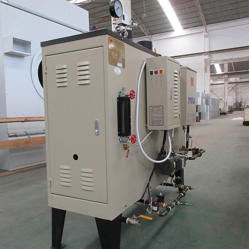 GOWORLD safe laundry steam boiler for sale for Commercial