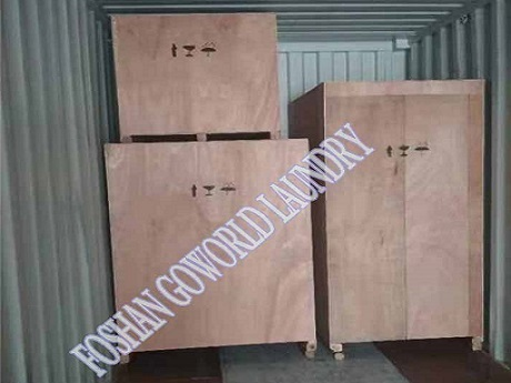 GOWORLD factory loading laundry machine
