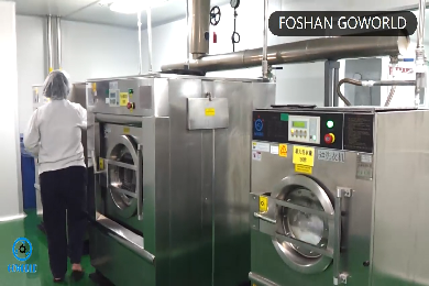 The different of fixed washing machine and soft mount washing machine
