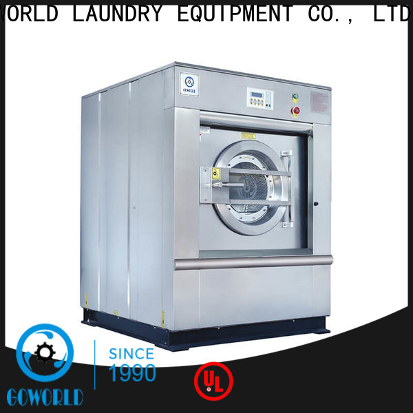 GOWORLD manual washer extractor easy use for hotel