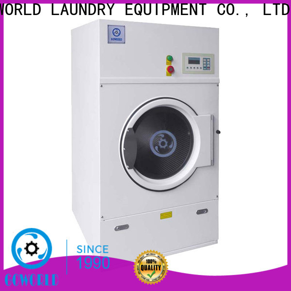 GOWORLD dryer tumble dryer machine factory price for laundry plants