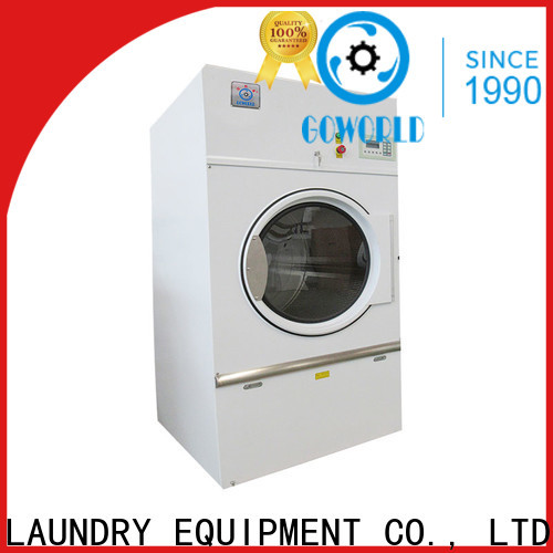 GOWORLD automatic electric tumble dryer low noise for hotel