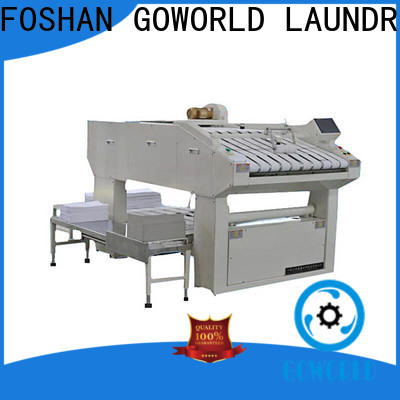 automatic folding machine textile factory price for medical engineering
