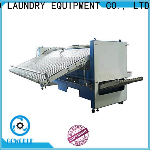 GOWORLD multifunction towel folding machine factory price for medical engineering