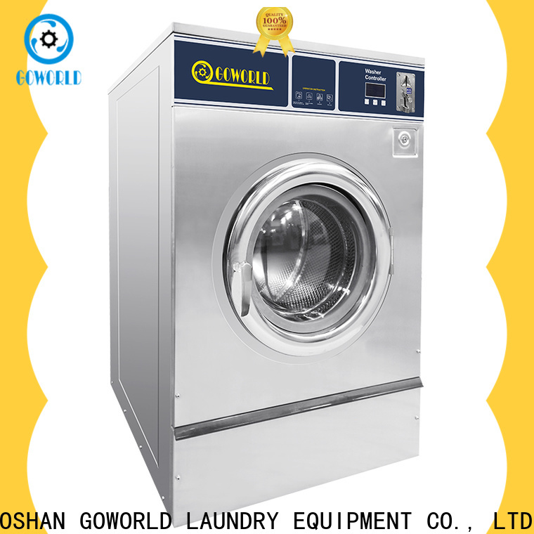 GOWORLD convenient self-service laundry machine manufacturer for school
