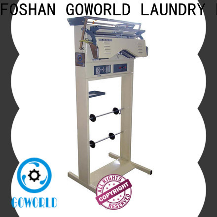 GOWORLD packing laundry packing machine supply for fire brigade