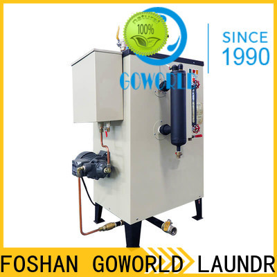 GOWORLD safe diesel steam boiler for sale for fire brigade