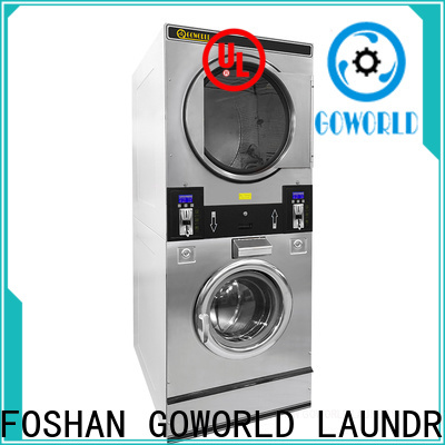 GOWORLD washer self washing machine manufacturer for commercial laundromat