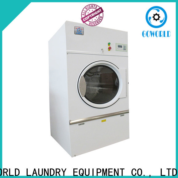 high quality tumble dryer machine heating steadily for hospital