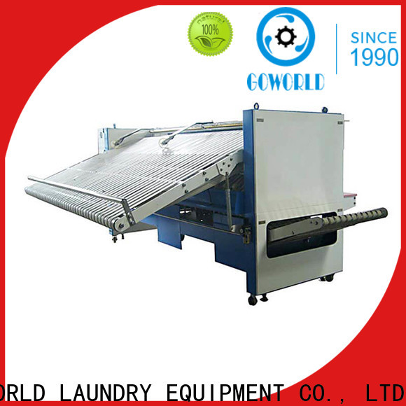 GOWORLD intelligent folding machine factory price for medical engineering