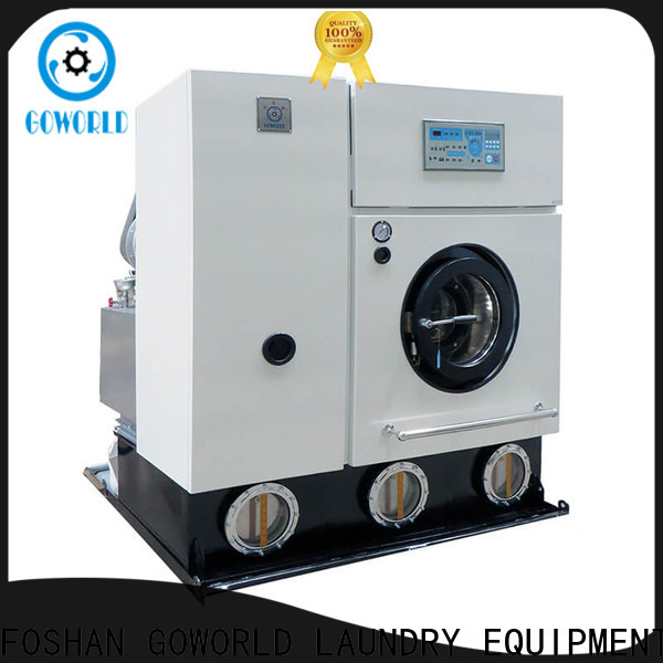 dry cleaning equipment laundry environment friendly for textile industries