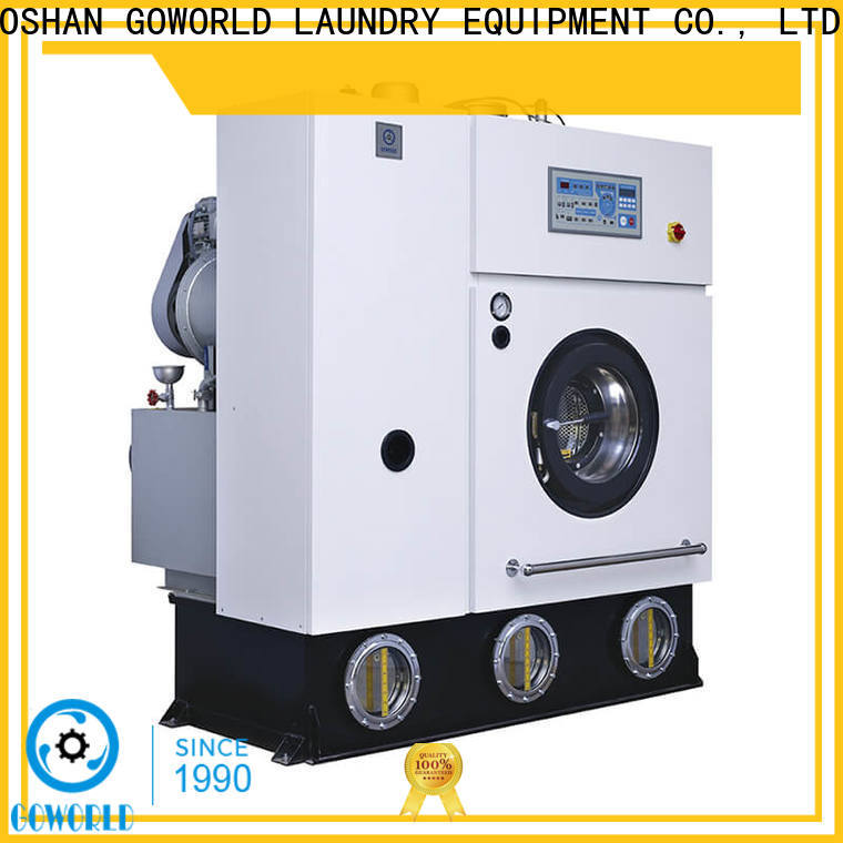 GOWORLD 8kg14kg dry cleaning washing machine for laundry shop