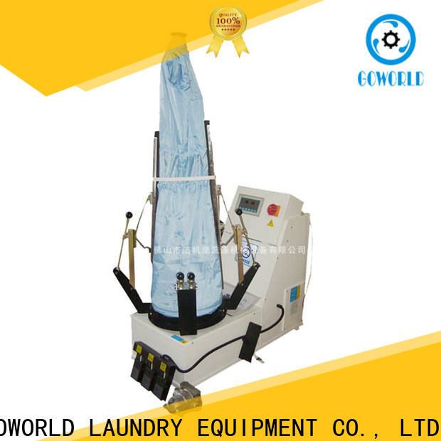 high quality utility press machine finishing Steam heating for dry cleaning shops