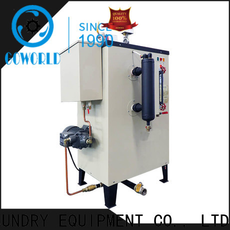 GOWORLD laundry industrial steam boilers environment friendly for laundromat