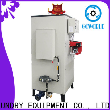 GOWORLD simple laundry steam boiler supply for laundromat