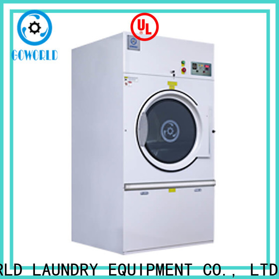 GOWORLD machine semi auto washing machine Easy to control for Commercial laundromat