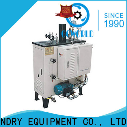 GOWORLD standard laundry steam boiler low noise for textile industrial