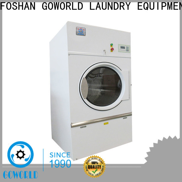 GOWORLD safe electric tumble dryer low noise for hospital