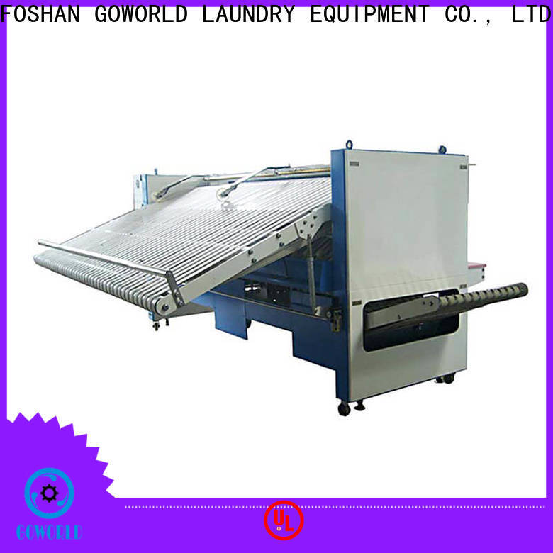 automatic towel folder multifunctional efficiency for hotel