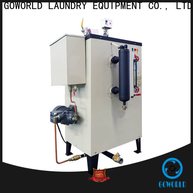 GOWORLD safe laundry steam boiler supply for fire brigade
