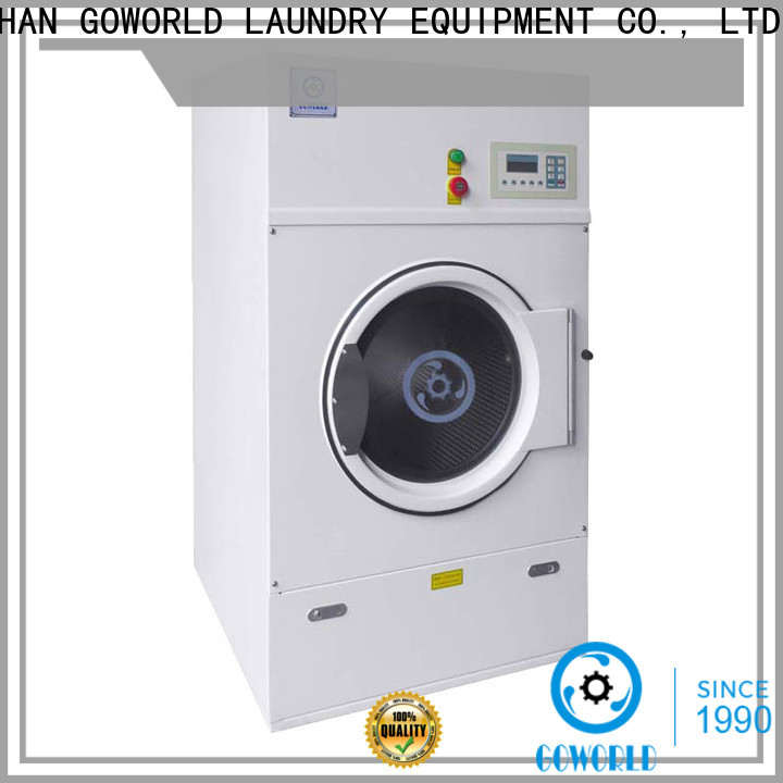 GOWORLD standard tumble dryer machine steadily for hotel