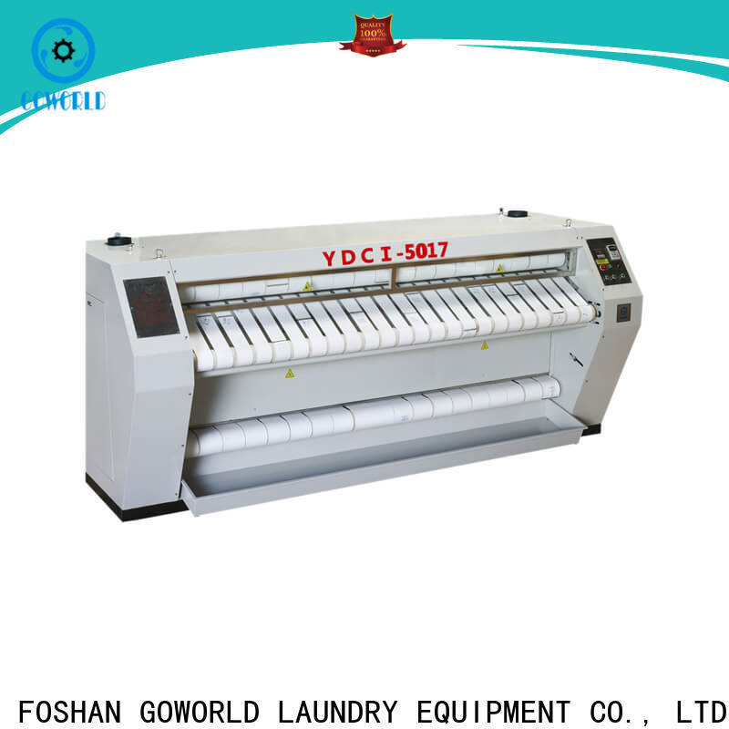 high quality ironer machine ironing free installation for hotel
