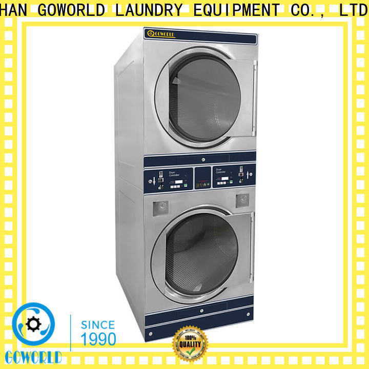 GOWORLD self service laundry equipment for service-service center