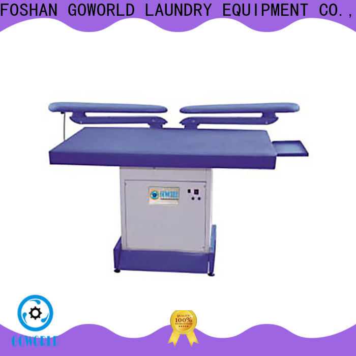 practical form finishing machine series pneumatic control for laundry