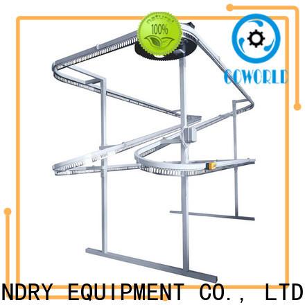 GOWORLD laundry conveyor manufacturer for restaurants