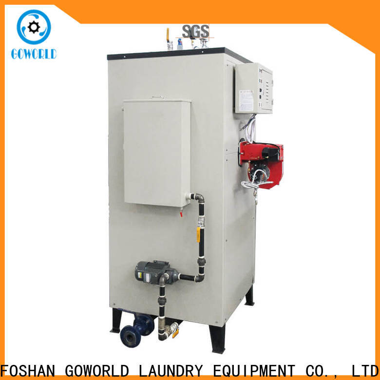 GOWORLD simple laundry steam boiler low cost for textile industrial