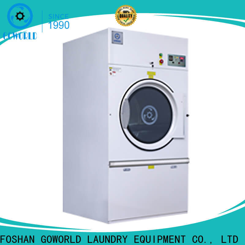 GOWORLD laundry semi automatic laundry machine low noise for pharmaceutical
