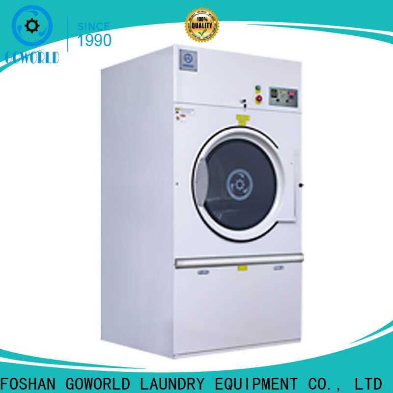 GOWORLD laundry semi automatic laundry machine low noise for pharmaceutical