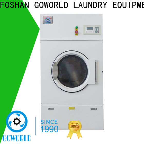 GOWORLD high quality tumble dryer machine factory price for inns