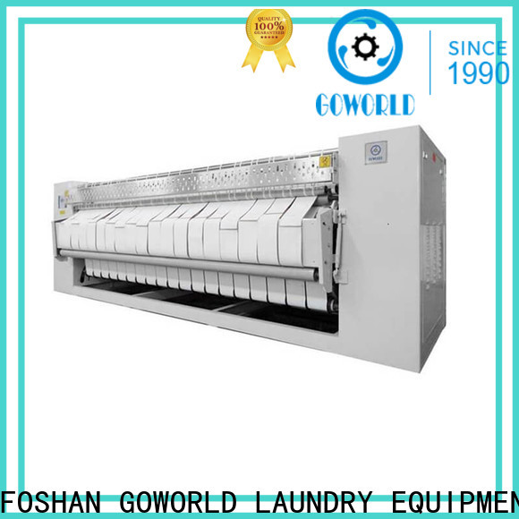high quality flatwork ironer ironer factory price for laundry shop