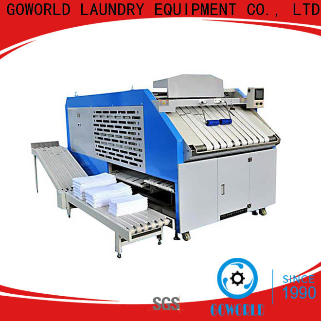 GOWORLD intelligent folding machine factory price for hotel