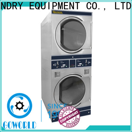 stainless steel self laundry machine hotel steam heating for hotel