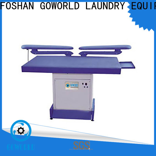 GOWORLD best utility press machine for dry cleaning shops