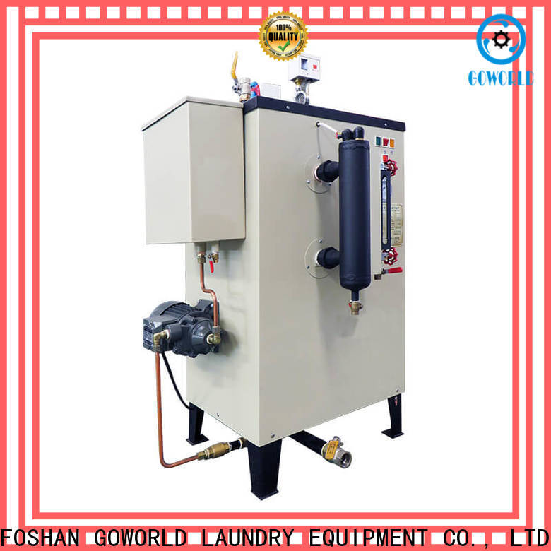 GOWORLD diesel diesel steam boiler supply for pharmaceutical