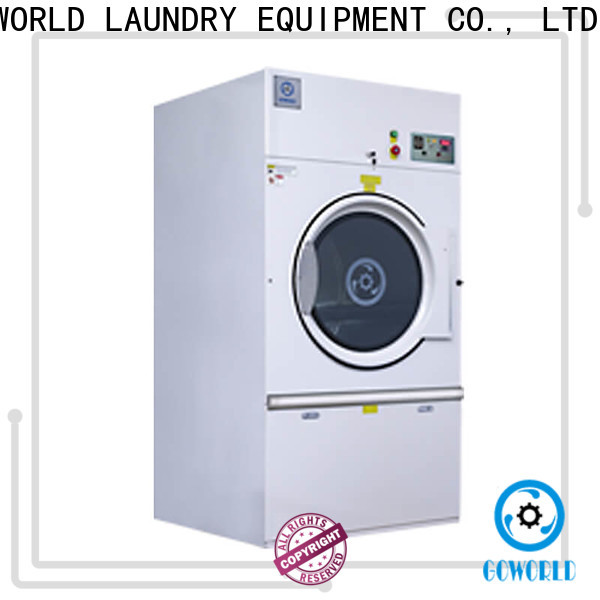 GOWORLD automatic semi auto washing machine quietly for hospital