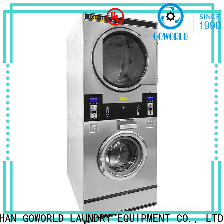 stainless steel self laundry machine clothes Easy to operate for service-service center