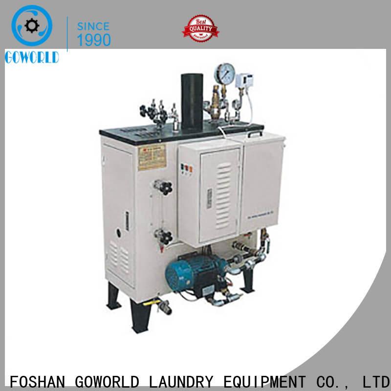 GOWORLD standard gas steam boiler for sale for laundromat