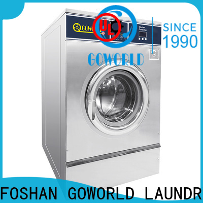 GOWORLD washing industrial washer extractor manufacturer for inns