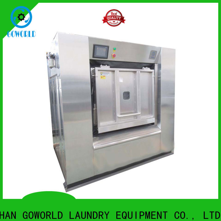 GOWORLD washing barrier washer extractor easy use for hospital