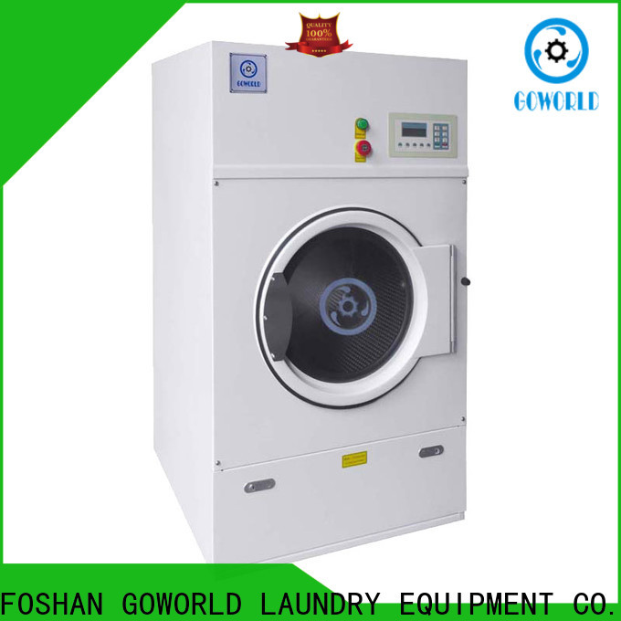 GOWORLD tablecloths laundry dryer machine for high grade clothes for laundry plants