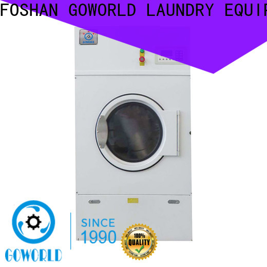 automatic electric tumble dryer towels easy use for hotel