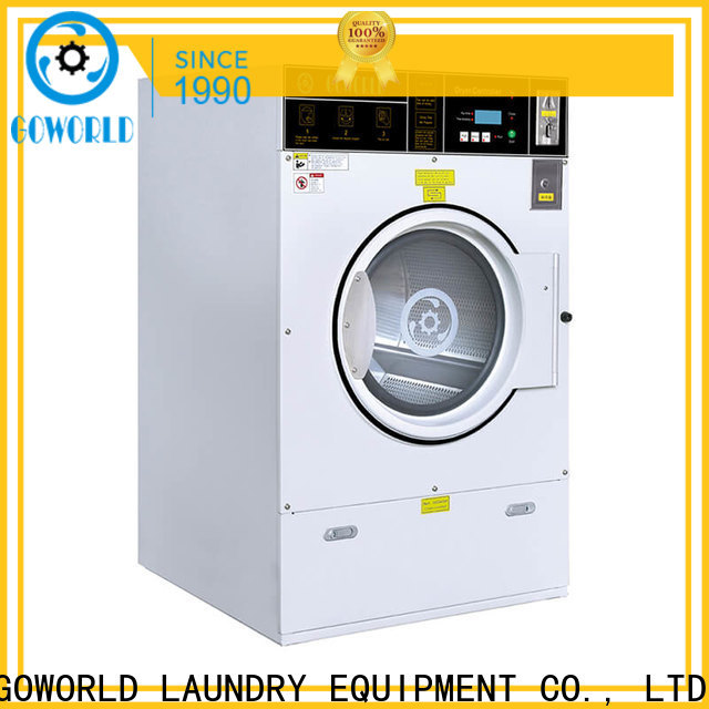 GOWORLD convenient self service washing machine for sale for hotel