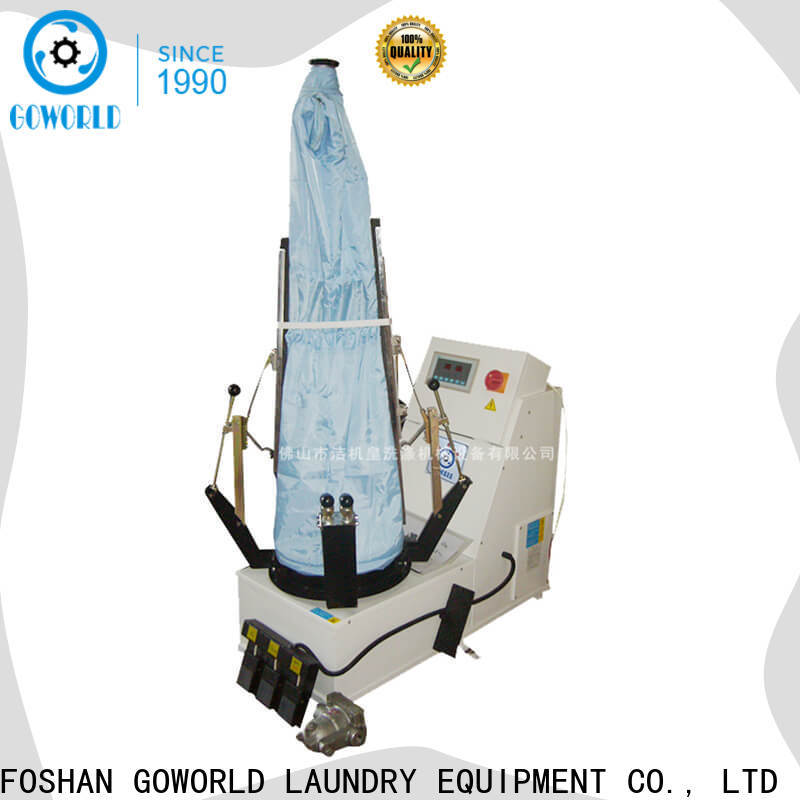 practical industrial iron press machine series easy use for laundry