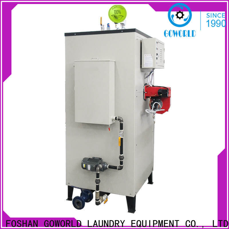 GOWORLD high quality industrial steam boilers low noise for fire brigade