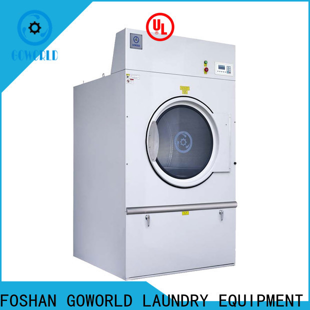 high quality gas tumble dryer lpg for drying laundry cloth for inns