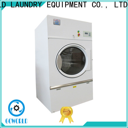 high quality tumble dryer machine heating simple installation for laundry plants
